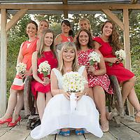 Lindsay & Toby Kinezle Wedding Thousand Oaks CA