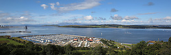 Peelport Clydeport, Largs Regatta Week 2014 Largs Sailing Club based at  Largs Yacht Haven