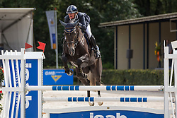 063 - Folly - Maarse Gaby<br /> 4 Jarige Finale Springen<br /> KWPN Paardendagen - Ermelo 2014<br /> © Dirk Caremans