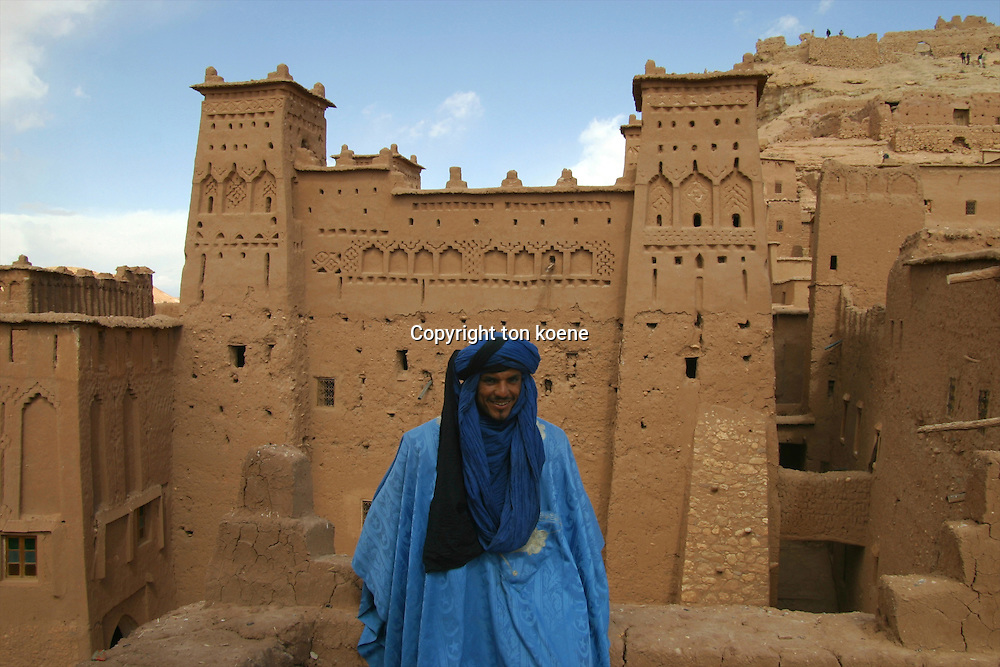 Aid benhaddou is a main tourist attraction in Morocco