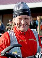 BIDDINGHUIZEN - Prins Pieter Christiaan tijdens de tweede editie van De Hollandse 100 op FlevOnice, een sportief evenement van fonds Lymph en Co ter ondersteuning van onderzoek naar lymfeklierkanker.  COPYRIGHT ROBIN UTRECHT<br /> BIDDINGHUIZEN -  During the second edition of the Dutch 100 on FlevOnice, a sporting event fund Lymph and Co. to support research into lymphoma. COPYRIGHT ROBIN UTRECHT