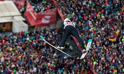 30.12.2018, Schattenbergschanze, Oberstdorf, GER, FIS Weltcup Skisprung, Vierschanzentournee, Oberstdorf, Probesprung, im Bild Robert Johansson (NOR) // Robert Johansson of Norway during his Trial Jump for the Four Hills Tournament of FIS Ski Jumping World Cup at the Schattenbergschanze in Oberstdorf, Germany on 2018/12/30. EXPA Pictures © 2018, PhotoCredit: EXPA/ Peter Rinderer