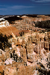 UT: Utah; Bryce Canyon National Park, Rainbow Point      .Photo Copyright: Lee Foster, lee@fostertravel.com, www.fostertravel.com, (510) 549-2202.Image: utbryc207.