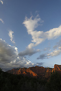 SHOT 8/6/17 8:08:48 PM - UOT Tourism photos of Brian Head and Cedar City, Utah. Images include riding Brian Head Resort in Brian Head, Utah; exploring Cedar Breaks National Monument, hiking Kolob Canyons in Zion National Park and mountain biking the Lava Flow Trail in Cedar City, Utah. (Photo by Marc Piscotty / © 2017)
