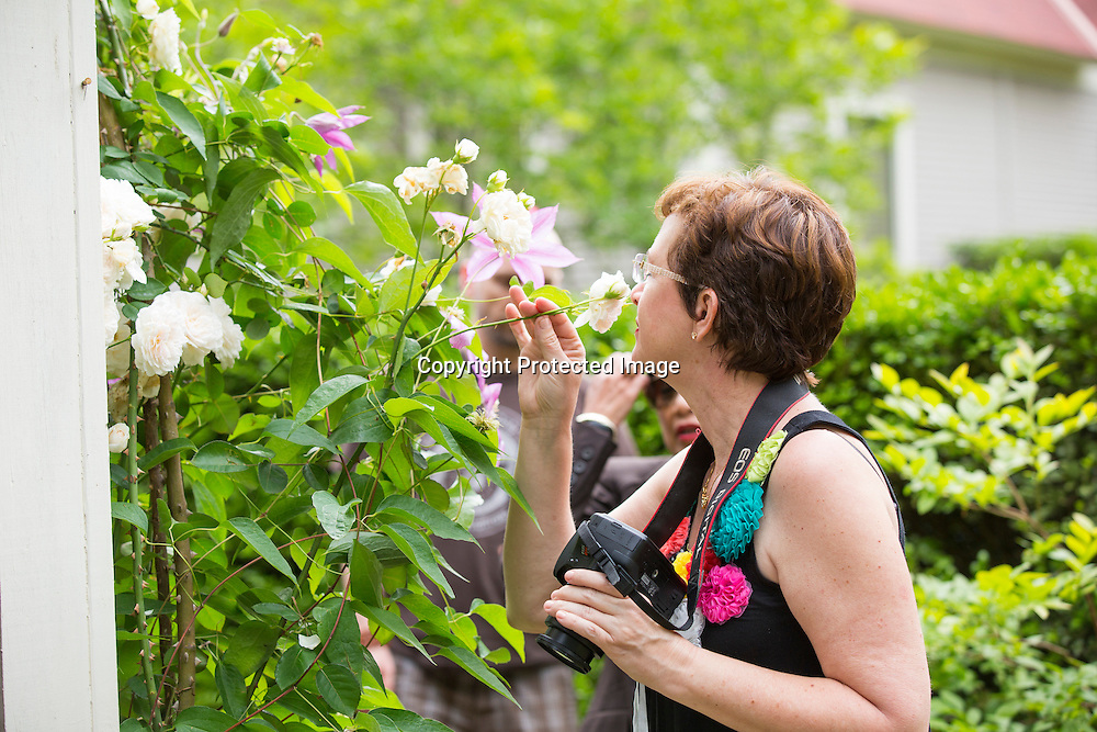 Event photography from Garden to Blog at P. Allen Smith's Moss Mountain Farm on Tuesday, May 12, 2015, in Little Rock Arkansas.