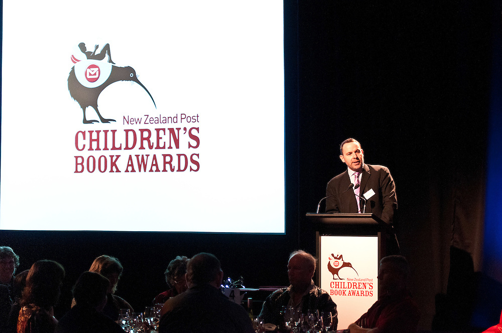 2011 New Zealand Post Children's Book Awards.  Wednesday May 18, 2011 Auckland Convention Centre, 50 Mayoral Drive, Auckland CBD 1010.  Photo by Mark Tantrum | www.marktantrum.com