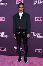 May 3, 2018 - Los Angeles, California, U.S. - Teyana Taylor arrives for the VH1's 3rd Annual 'Dear Mama: A Love Letter to Moms' at the Theatre at the Ace Hotel. (Credit Image: © Lisa O'Connor via ZUMA Wire)