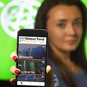 IBM Watson Retail App  (John Mottern/Feature Photo Service for IBM)