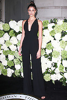 Taylor Hill, The Business of Fashion 500 Dinner, The London EDITION, London UK, 19 September 2016, Photo by Brett D. Cove