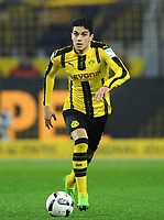 Marc Bartra (Dortmund)<br /> Dortmund, 04.02.2017, Fussball Bundesliga, Borussia Dortmund - RB Leipzig 1:0<br /> <br /> Norway only