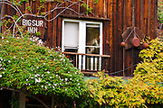The Big Sur Inn, Big Sur, California