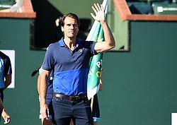 March 16, 2019 - Palm Desert, California, Usa - Tennis : BNP Paribas Open 2019 - Tommy Haas - Usa - directeur du tournoi (Credit Image: © Panoramic via ZUMA Press)
