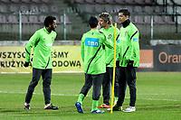 20120227: WARSZAWA, POLAND -<br /> Portugal national football team training session in Warszawa, Poland.<br /> In photo: CRISTIANO RONALDO.<br /> PHOTO: CITYFILES