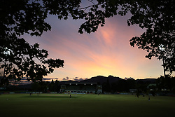 General View during the Africa T20 cup pool D match between Boland and Eastern Province held at the Boland Park cricket ground in Paarl on the 24th September 2016.<br /> <br /> Photo by: Shaun Roy/ RealTime Images