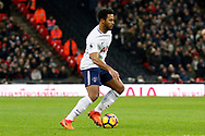 Tottenham Hotspur midfielder Mousa Dembele (19) during the Premier League match between Tottenham Hotspur and West Bromwich Albion at Wembley Stadium, London, England on 25 November 2017. Photo by Andy Walter.