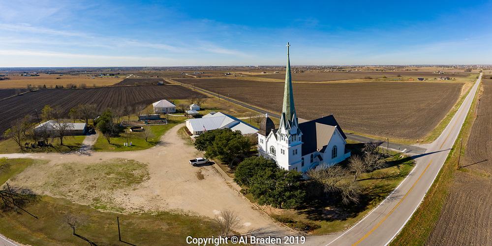 New Sweden Evangelical Lutheran Church, New Sweden, Texas