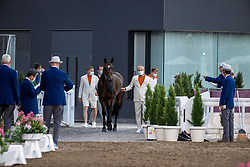 Greve Willem, NED, Zypria S, 370<br /> Olympic Games Tokyo 2021<br /> © Hippo Foto - Dirk Caremans<br /> 31/07/2021