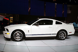 09 February 2006:   Ford Shelby GT500.....Chicago Automobile Trade Association, Chicago Auto Show, McCormick Place, Chicago IL