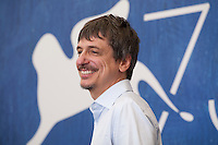 Director Philippe Falardeau at The Bleeder film photocall at the 73rd Venice Film Festival, Sala Grande on Friday September 2nd 2016, Venice Lido, Italy.