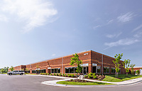 Exterior Image of 5975 Exchange Drive at Liberty Exchange by Jeffrey Sauers of Commercial Photographics, Architectural Photo Artistry in Washington DC, Virginia to Florida and PA to New England