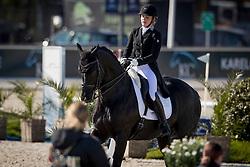 Meulendijks Lotte, NED, Welt Hill<br /> CDI3* Opglabbeek<br /> © Hippo Foto - Sharon Vandeput<br /> 23/04/21