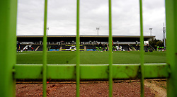 General views inside the stadium- Mandatory by-line: Nizaam Jones/JMP - 17/10/2020 - FOOTBALL - innocent New Lawn Stadium - Nailsworth, England - Forest Green Rovers v Stevenage - Sky Bet League Two
