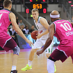 20151202: GER, Basketball - EuroCup 2015/16, Telekom Baskets Bonn vs KK Union Olimpija