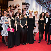 NLD/Amsterdam//20140330 - Filmpremiere Lucia de B. , Shannon van de Water, Lucia de Berk, Ariane Schluter