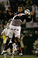 20090603: RIO DE JANEIRO, BRAZIL - Corinthians vs Santos FC – Semi Finals: Brazilian Cup 2009. In picture: Leo Lima (Vasco). PHOTO: CITYFILES
