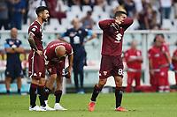 delusione Torino Dejection Torino players <br /> Torino 19-08-2018 Stadio Olimpico Grande Torino <br /> Football Calcio Serie A 2018/2019 Torino - Roma Foto Daniele Buffa / Image Sport / Insidefoto