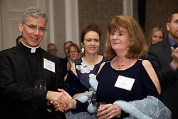 Dr Charles Browne - Papal Nuncio<br /> Anne Nolan - IAA