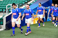 Thomas DOMINGO - 01.05.2015 - Captains' Run de Clermont avant la finale - European Rugby Champions Cup -Twickenham -Londres<br /> Photo : David Winter / Icon Sport