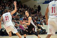 Sergii Gladyr - 27.12.2014 - Paris Levallois / Nancy - 15eme journee de Pro A<br />