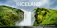 A small book to bring back big memories. An inspiring collection of images from Iceland, showing the country's nature in all its harshness and niceness.<br /> The result of countless trips around the country by experienced landscape photographer Kristján Ingi Einarsson.