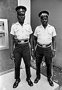 Red Stripe Cops - Port Antonio