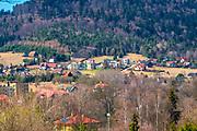 Uzdrowiskowa wieś Wysowa-Zdrój, Polska<br /> Resort Wysowa-Zdrój, Poland