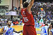 DESCRIZIONE : Campionato 2013/14 Dinamo Banco di Sardegna Sassari - Grissin Bon Reggio Emilia<br /> GIOCATORE : Ojars Silins<br /> CATEGORIA : Schiacciata<br /> SQUADRA : Grissin Bon Reggio Emilia<br /> EVENTO : LegaBasket Serie A Beko 2013/2014<br /> GARA : Dinamo Banco di Sardegna Sassari - Grissin Bon Reggio Emilia<br /> DATA : 08/12/2013<br /> SPORT : Pallacanestro <br /> AUTORE : Agenzia Ciamillo-Castoria / Luigi Canu<br /> Galleria : LegaBasket Serie A Beko 2013/2014<br /> Fotonotizia : Campionato 2013/14 Dinamo Banco di Sardegna Sassari - Grissin Bon Reggio Emilia<br /> Predefinita :