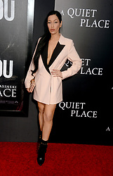 Guest attending the 'A Quiet Place' New York Premiere at AMC Lincoln Square Theater on April 2, 2018 in New York City, NY, USA. Photo by Dennis Van Tine/ABACAPRESS.COM