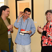 TEDx PiscataquaRiver 2013 post party at the Discover Portsmouth Center in Porstmouth, NH