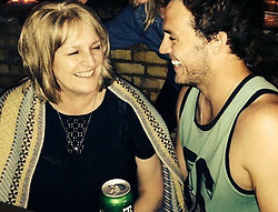 """Sam Claflin releases a photo on Instagram with the following caption: """"Happy birthday to the mummy bear (@sue_claflin). Thank you for being the best Nana, Mum and friend a man could ask for. I'll be raising a glass in your honour. Sending all my love from the opposite side of the world. \nYou superhero you. X"""". Photo Credit: Instagram *** No USA Distribution *** For Editorial Use Only *** Not to be Published in Books or Photo Books ***  Please note: Fees charged by the agency are for the agency's services only, and do not, nor are they intended to, convey to the user any ownership of Copyright or License in the material. The agency does not claim any ownership including but not limited to Copyright or License in the attached material. By publishing this material you expressly agree to indemnify and to hold the agency and its directors, shareholders and employees harmless from any loss, claims, damages, demands, expenses (including legal fees), or any causes of action or allegation against the agency arising out of or connected in any way with publication of the material."""