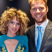 NLD/Utrecht/20180927 - Openingsavond Nederlands Film Festival Utrecht, Carolien Borgers met partner