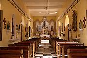 Catholic church, La Noria Village, Near Mazatlan, Sinaloa, Mexico