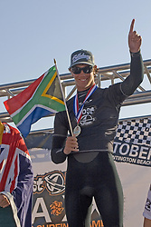 Oct 22, 2006; Huntington Beach, CA, USA; ISA Lost Energy Drink World Surfing Games 2006. JORDY SMITH (Durban, South Africa) added to his 2003 ISA title and South Africa'sÕ pot of gold by taking the 2006 Mens ISA World Surfing Games Championship.  After surfing through nine last chance repercharge rounds smith reached the final where he came up against current number twenty six World Championship Tour surfer Luke Stedman (Australia) and former WCT surfers Pat OÕConnell (USA) and Armando Daltro (BRA). South Africa took two more medals, a bronze in the ISA Nations Cup Trophy tag-team event and copper when South African finished fourth out of the thirty three surfing nations competing at the ISA World Surfing Games. Mandatory Credit: Photo by Kenneth Morris/ZUMA Press. (©) Copyright 2006 by Covered Images ASP