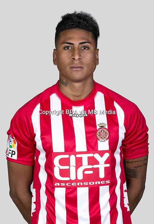Spain - La Liga Adelante 2015-2016 / <br /> ( Girona F.C. ) - <br /> Marcelo Amado Djalo Taritolay