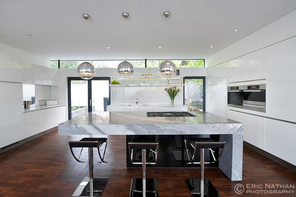 Kitchen shot for Inside Living.