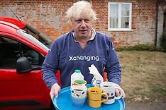 Boris Johnson returns to the UK - 11 Aug 2018
