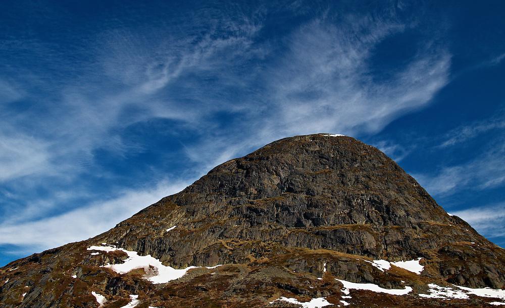 Norway - Mountain in Jotunheimen