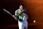Roland Garros 2011. Paris, France. May 25th 2011..French player Jo-Wilfried TSONGA against Igor ANDREEV