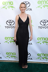 28th Annual Environmental Media Association Awards. 22 May 2018 Pictured: Amber Valletta. Photo credit: TPG/MEGA TheMegaAgency.com +1 888 505 6342