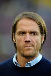 Foobtall: Germany, 1. Bundesliga, VfB Stuttgart, Stuttgart, 09.02.2014<br /> coach Thomas Schneider<br /> ©pixathlon